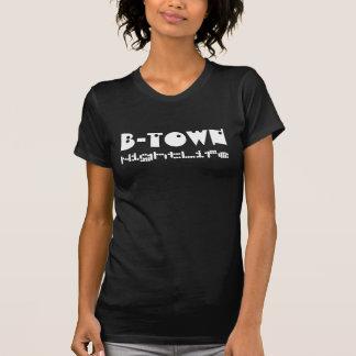 B-Town, Nightlife T-shirt