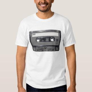 B&W 1980s Vintage Cassette Tees