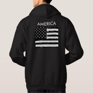 B&W America Hoodie