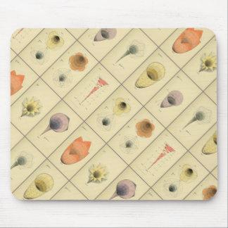 B.W. Betts's Geometrical Psychology Mouse Pad