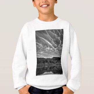 B&W Cloud Awesomeness Sweatshirt