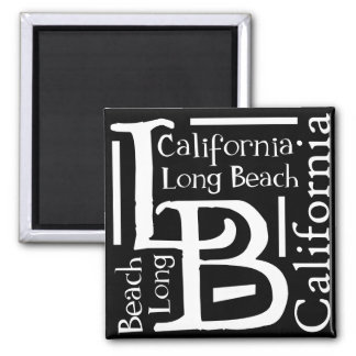B&W Long Beach Magnet