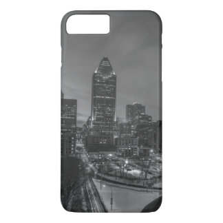 B&W Montreal iPhone 7 Plus Case