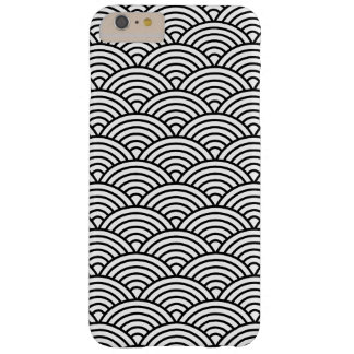 B&W pattern iPhone Case Barely There iPhone 6 Plus Case
