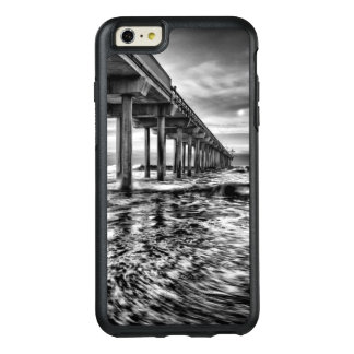 B&W pier at dawn, California OtterBox iPhone 6/6s Plus Case