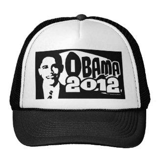 B&W Re-Elect Obama 2012 Gear Cap