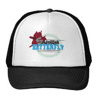 B W SNB Cap Trucker Hats
