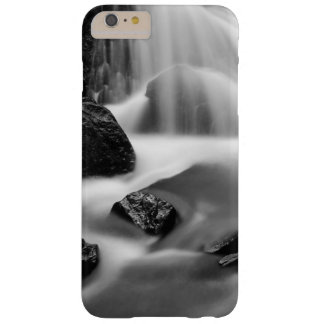 B&W waterfall, California Barely There iPhone 6 Plus Case