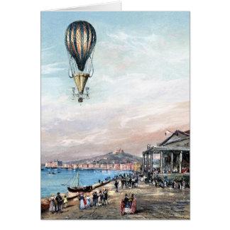 BA2304FAC01Z-Francesco Orlandi Propeller Balloon Card