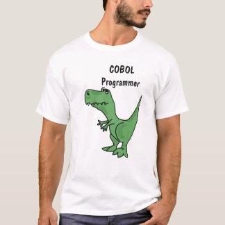 BA- COBOL Programmer T-Rex Shirt