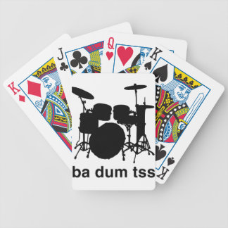Ba Dum Tss Bicycle Playing Cards