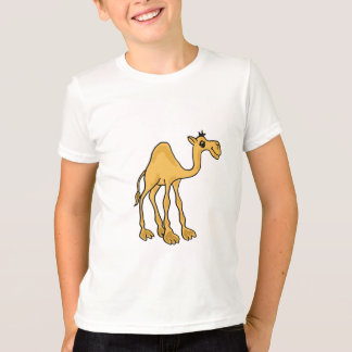 BA- Funny Camel Cartoon Shirt