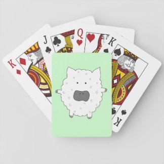 Baa Baa Sheep Playing Cards