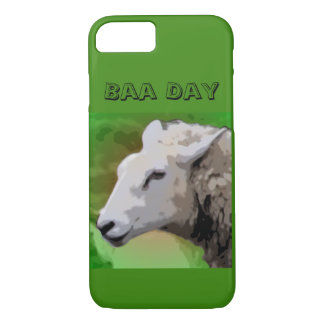 Baa Day phone cover
