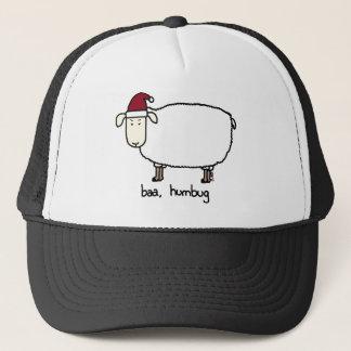 baa humbug trucker hat
