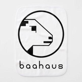 Baahaus Burp Cloth