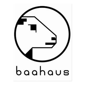 Baahaus Postcard