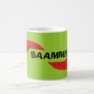 BAAMM!!! BASIC WHITE MUG