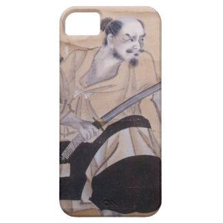 Baba Nobufusa-Samurai iPhone 5 Cover
