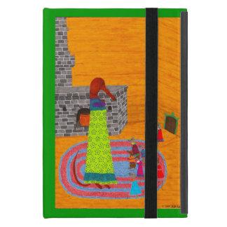 Baba Yaga Covers For iPad Mini
