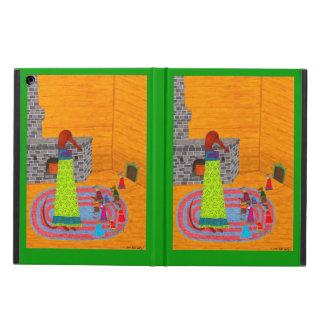 Baba Yaga iPad Air Cover