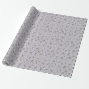 Baba Yaga Wrapping Paper