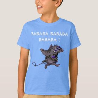 BABABA ALIEN MONSTER CARTOON T-Shirt kids