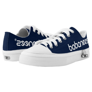 Babanees Logo Zipz Low Top Shoes