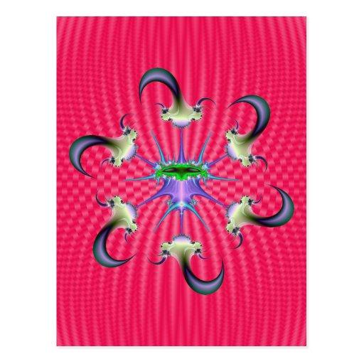 Babanki Bug with Anti-Virus Postcard