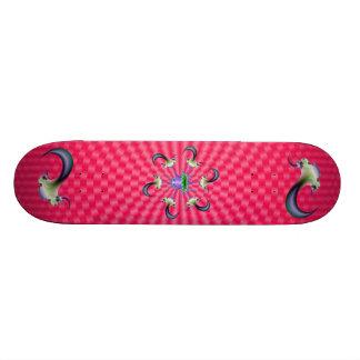 Babanki Bug with Anti-Virus Skateboard
