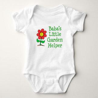 Baba's Little Garden Helper Baby Bodysuit