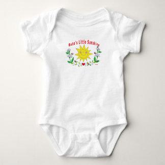 Baba's Little Sunshine T Shirts