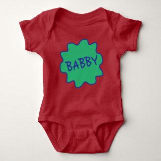 Babby, Manchester Slang Baby Babygrow Baby Bodysuit
