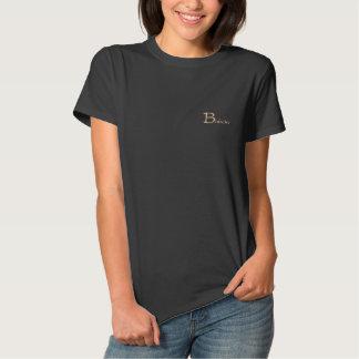 Babcia Embroidered Shirt