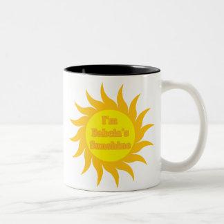 Babcia's Sunshine Mugs