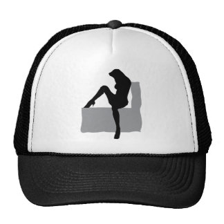 babe on the wall icon cap