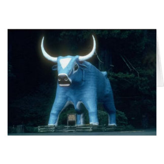Babe the Blue Ox Card