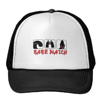 Babe Watch - Sun Surf and Girls Cap