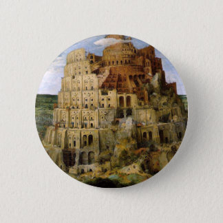 BABEL Working Group 6 Cm Round Badge