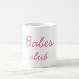 Babes club! mug