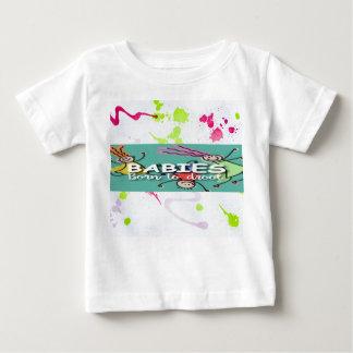 """Babies - """"Born To Drool"""" T-Shirt"""