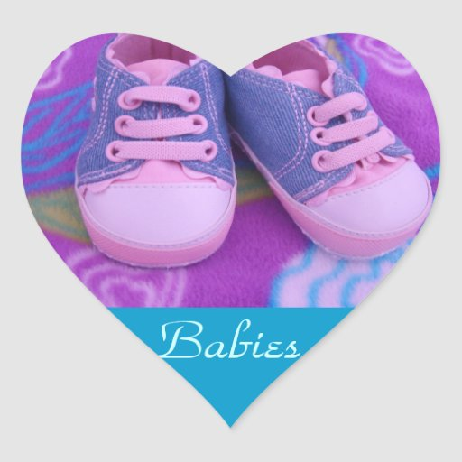 Babies stickers Personalized Kid's Tennis Shoes