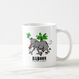 Baboon by Lorenzo Coffee Mug