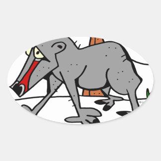 Baboon by Lorenzo Oval Sticker