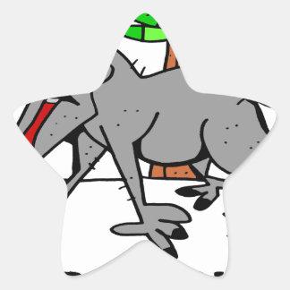 Baboon by Lorenzo Star Sticker