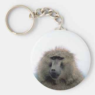 Baboon Key Ring
