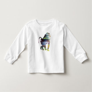 Baboon Toddler T-Shirt