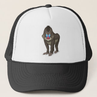 Baboon Trucker Hat