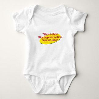 Babu!... Baby Bodysuit