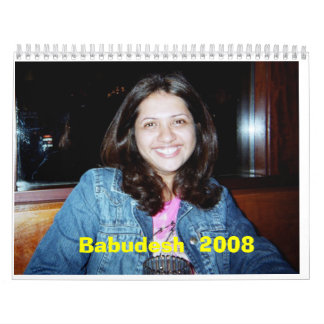 Babudesh  2008 Calendar